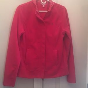 Lilly Pulitzer fleece jacket